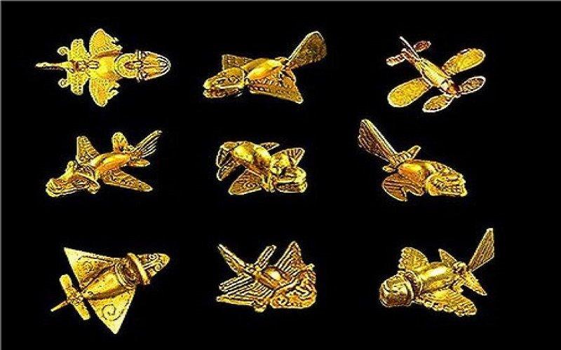 Artefactos Quimbaya