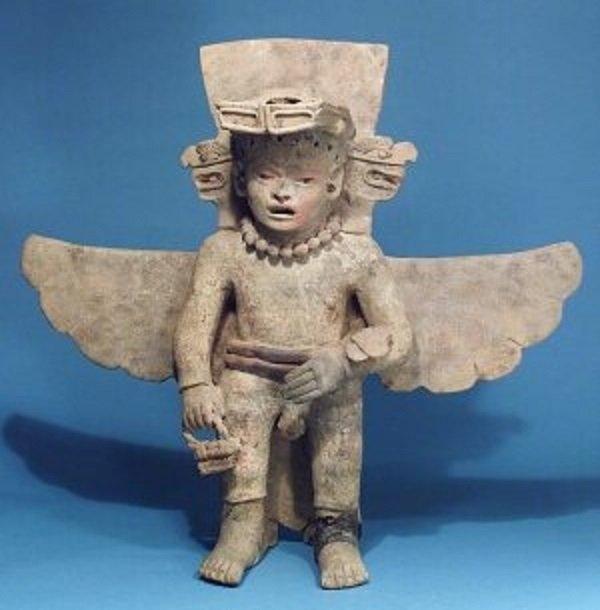Dentro de la cultura Maya también encontramos este tipo de bolsos