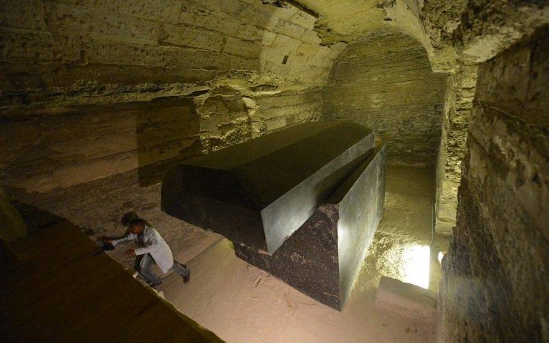 misterio Serapeum de Saqqara