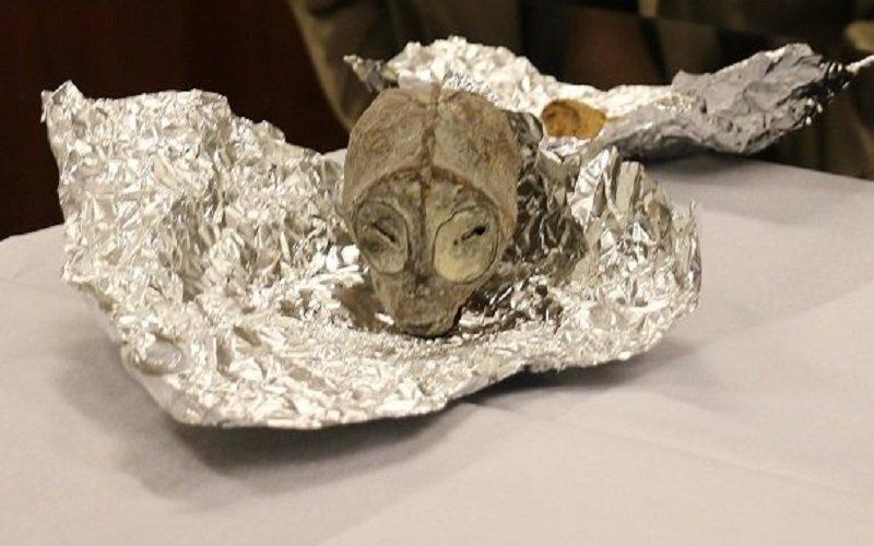 momia ET nasca Nuestro Pasado Extraterrestre