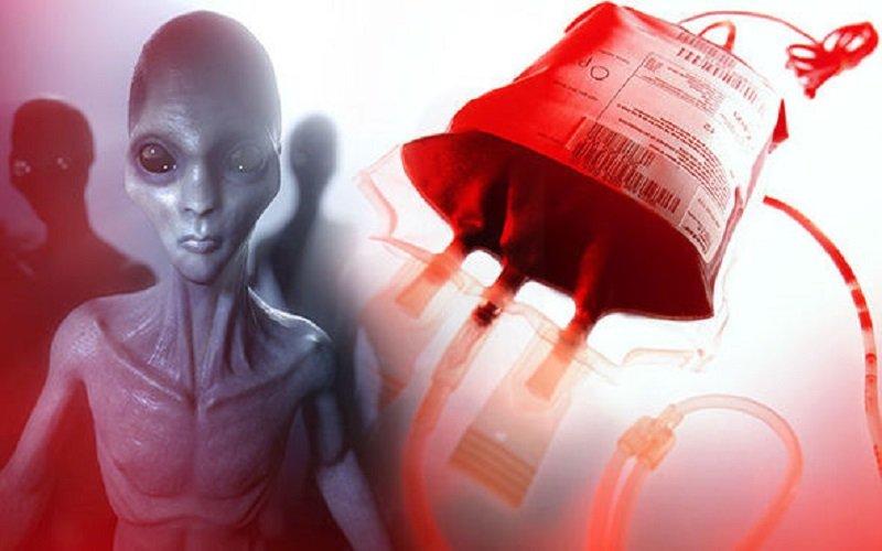 personas con sangre RH negativo serían descendientes de aliens