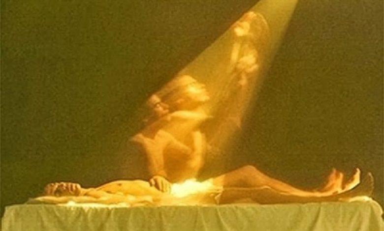 Científicos Rusos fotografiaron espíritu dejando un cuerpo muerto