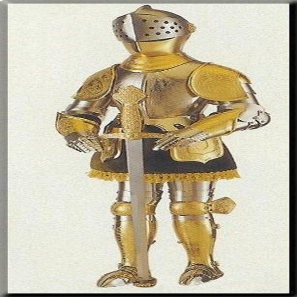 El declive de las armaduras medievales