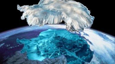 Photo of ¿La Atlántida se encuentra en la Antártida?
