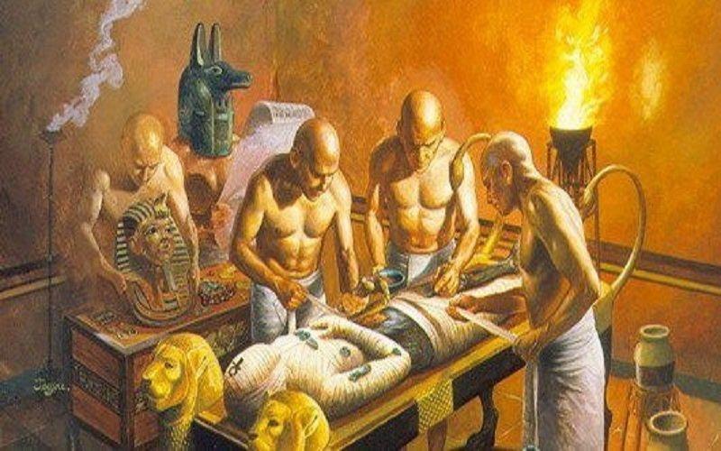 La momificación egipcia