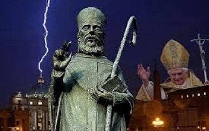 La profecía sobre Irlanda