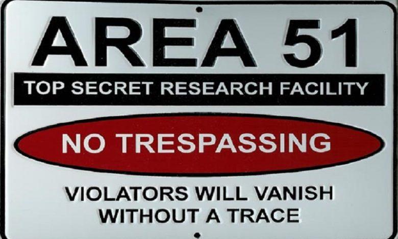 Los secretos del ÁREA 51