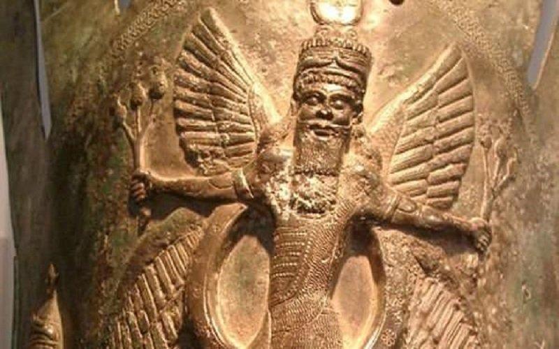 antiguos dioses sumerios