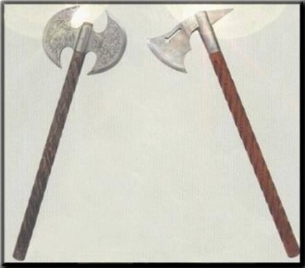 Armaduras medievales: Partes de una armadura medieval 1