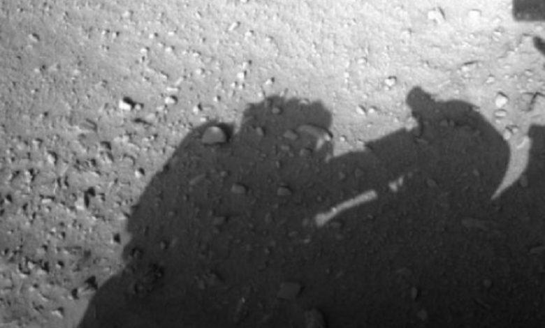 El hombre ya está en Marte