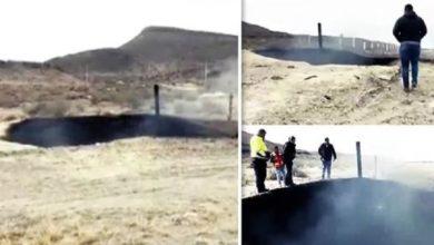 Photo of ¿VINO DEL CIELO? El misterio de un cráter humeante en México