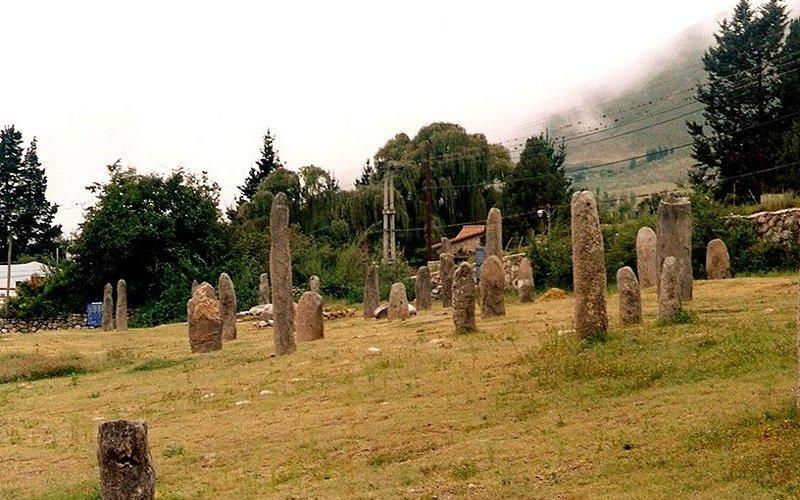 Las teorías sobre los Menhires de Tafí del Valle