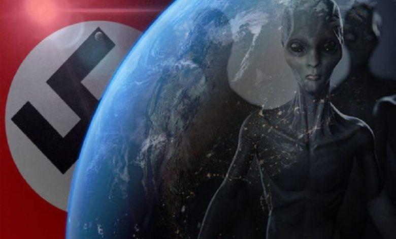 Nazis y alienígenas tienen una base secreta en el centro del mundo