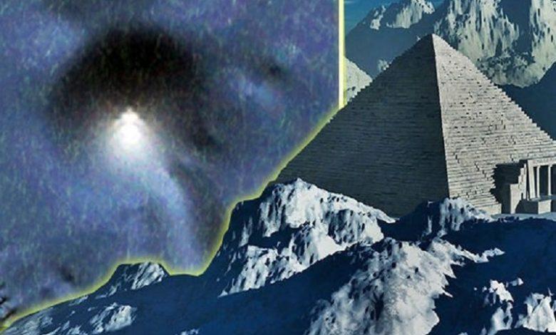 Pirámide de 8.5 millas descubierta en el fondo del océano 1