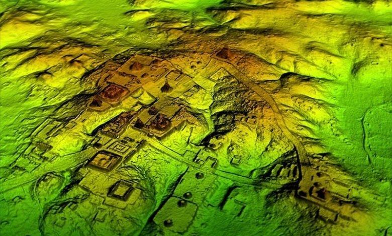 ciudad maya en Guatemala