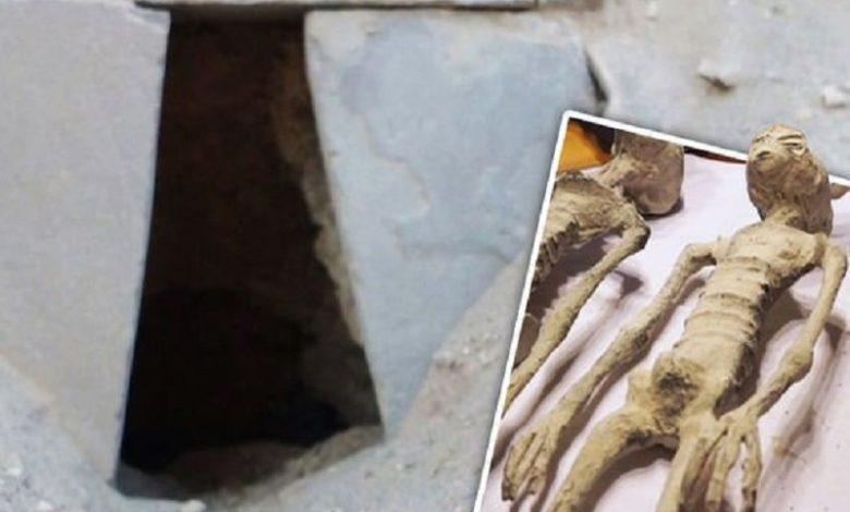 tumbas de Nazca