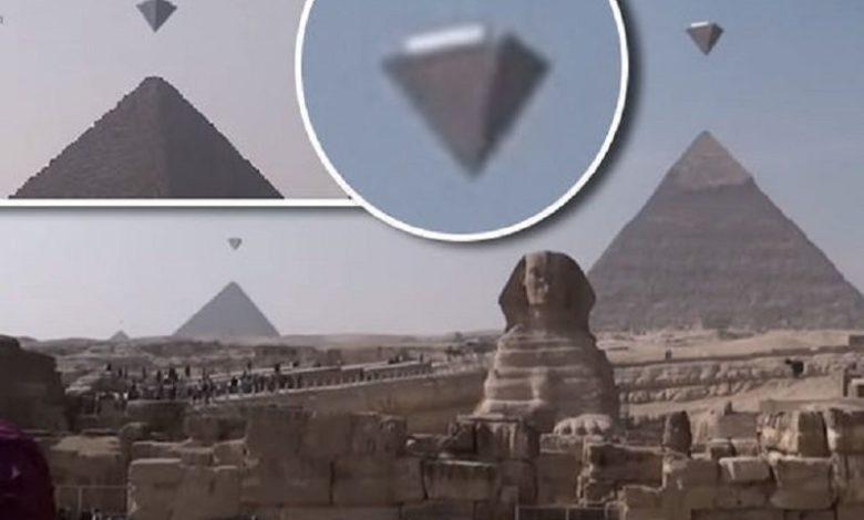 Los faraones del antiguo Egipto fueron alienígenas híbridos
