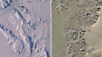 derretimiento de la nieve revela un antiguo asentamiento humano en la Antártida
