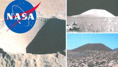 Photo of ENGAÑO LUNAR ¿Es aquí donde la NASA filmó falsos aterrizajes lunares en la Tierra?