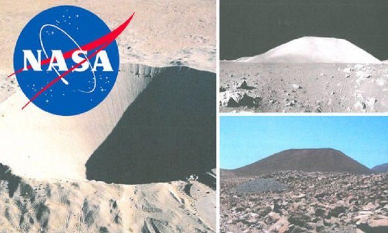 la NASA filmó falsos aterrizajes lunares en la Tierra