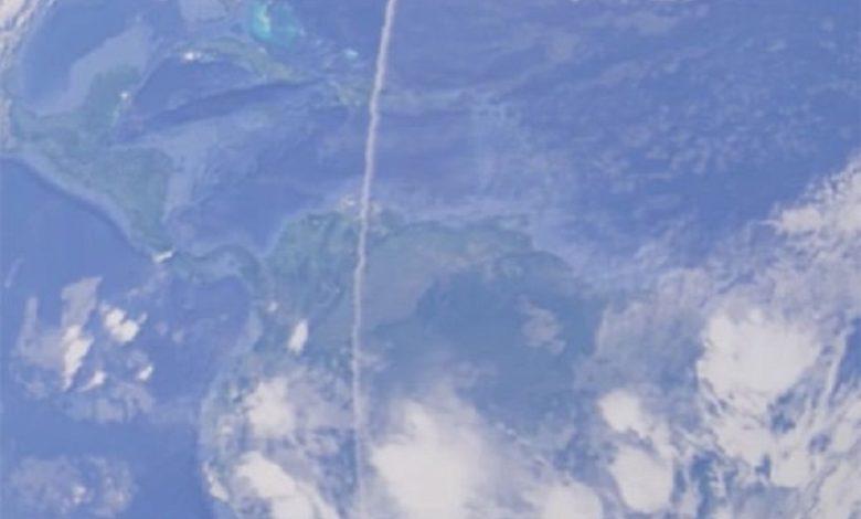 misteriosa línea que atraviesa 13.000 millas