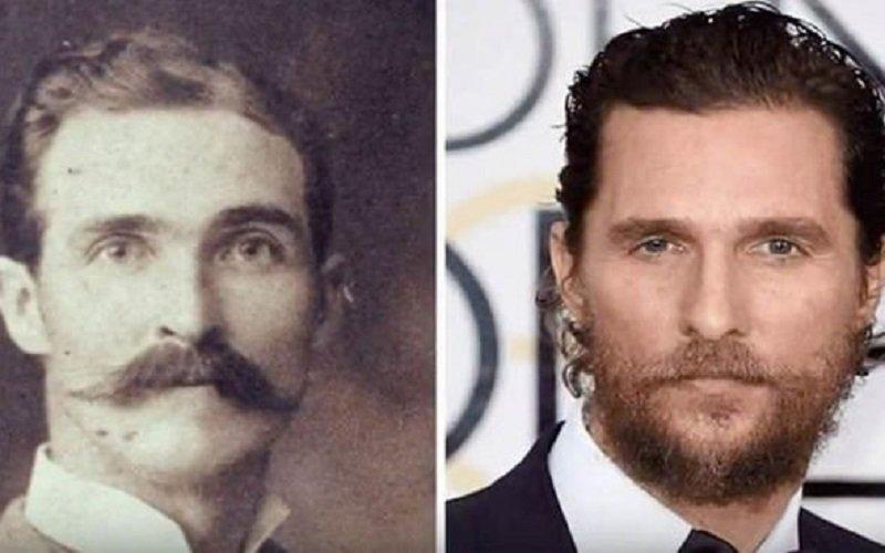 El doble de Matthew McConaughey visto en el siglo XIX