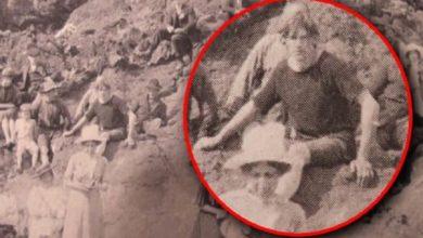 Photo of ¿Esta foto de 1917 prueba que el viaje en el tiempo es posible?