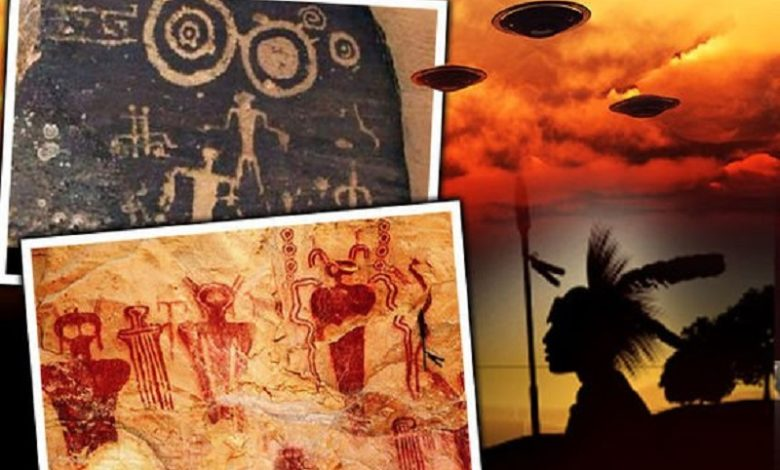 Extraterrestres y ovnis