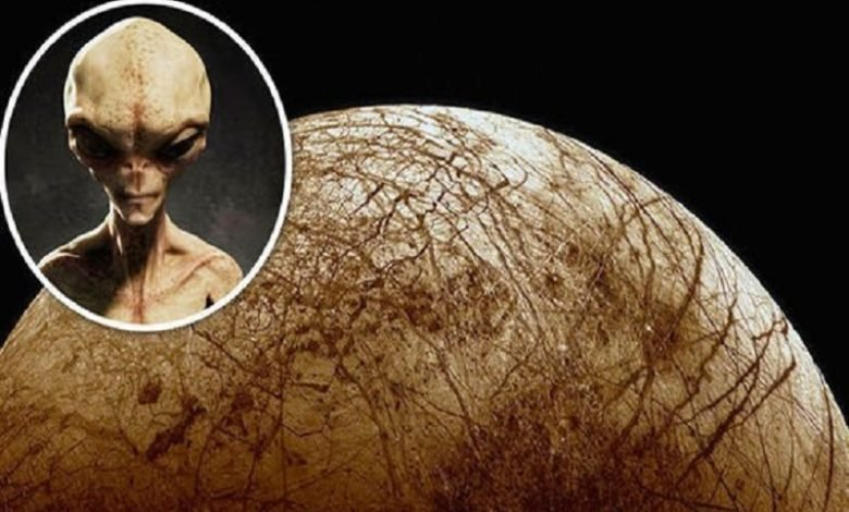 Scientists discover new evidence of life on Jupiter's moon Europa