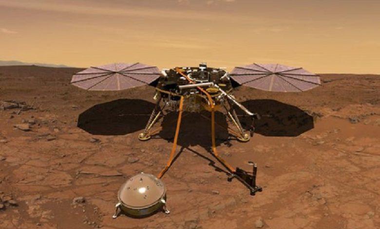 La NASA lanzó un Rover para averiguar si los extraterrestres viven o vivían en el Planeta Rojo