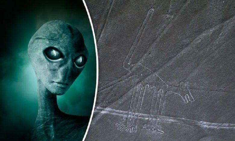 Las líneas de Nazca fueron creadas para atraer extraterrestres a Perú