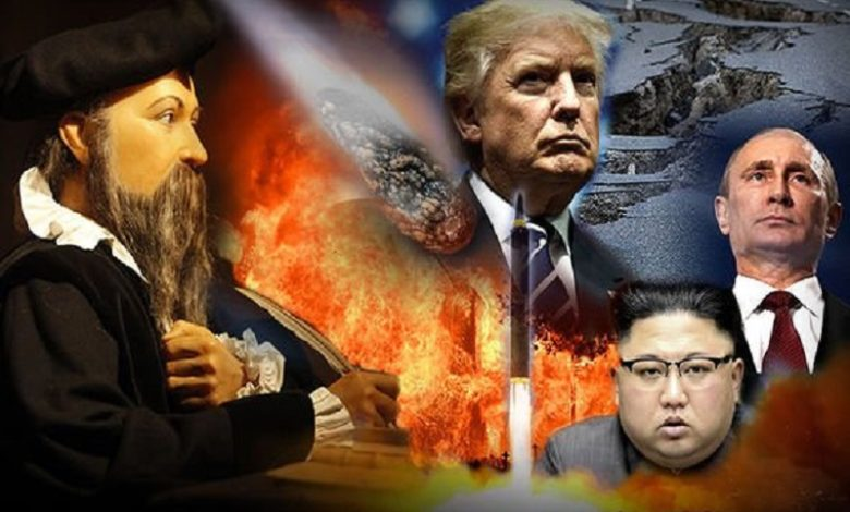 Las predicciones de Nostradamus para el 2018