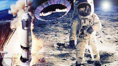 Photo of ¿Actividad alienígena vista durante la misión Apolo 11?