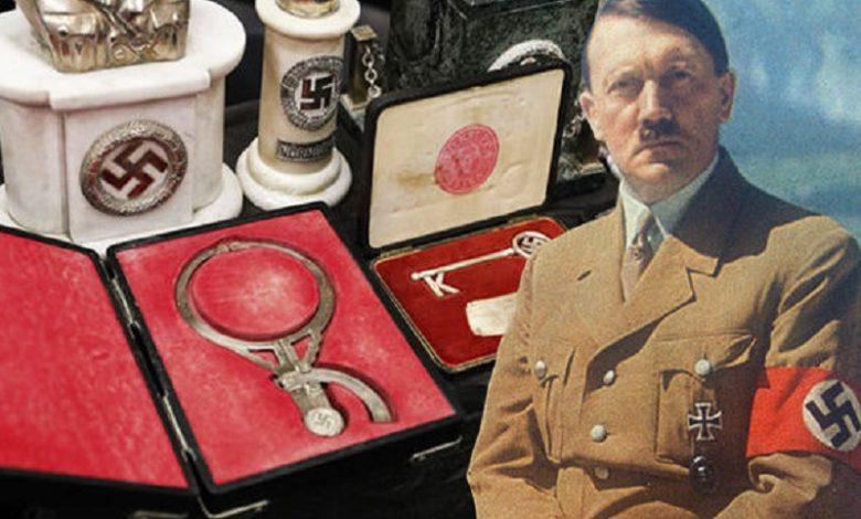 El botín del Führer encontrado en Argentina detrás de una puerta escondida