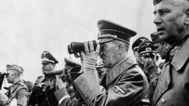 Encontraron en eBay documentos secretos de Hitler con un plan para destruir Varsovia