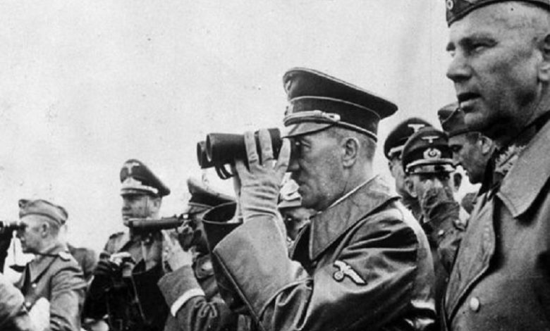 Encontraron en eBay documentos secretos de Hitler con un plan para destruir Varsovia