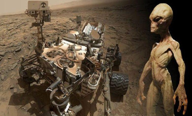 Es esta la mayor pista que la NASA ha encontrado de la vida en Marte