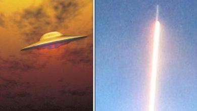 Photo of ¿Qué se vio en la costa oeste de EE.UU? ¿Fue un Ovni o un misil?