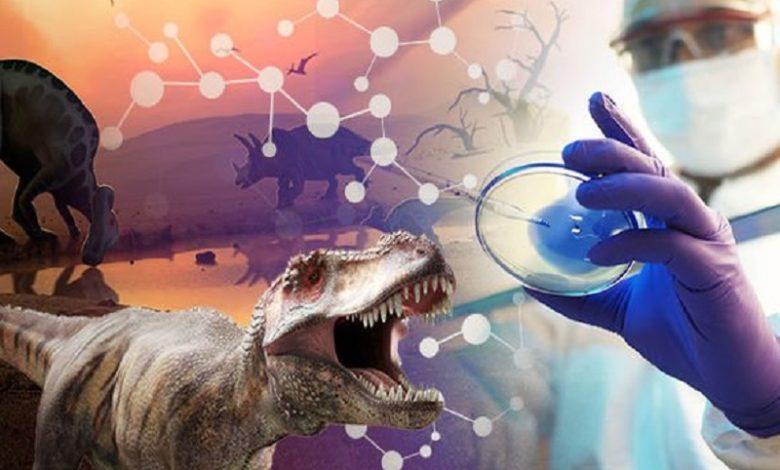 La clonación de dinosaurios podría ser una realidad en cinco años
