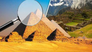Photo of ¿Los antiguos egipcios no construyeron las pirámides?