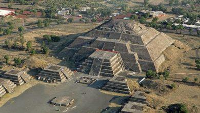 Photo of Túnel al Inframundo: Pasaje secreto descubierto bajo una antigua pirámide en México