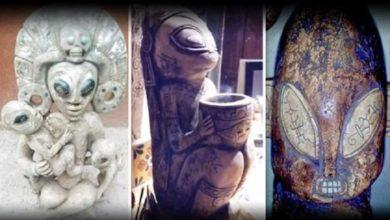 Photo of ¿Tesoros de 7.000 años de antigüedad prueban que los ET´s visitaron a nuestros ancestros?