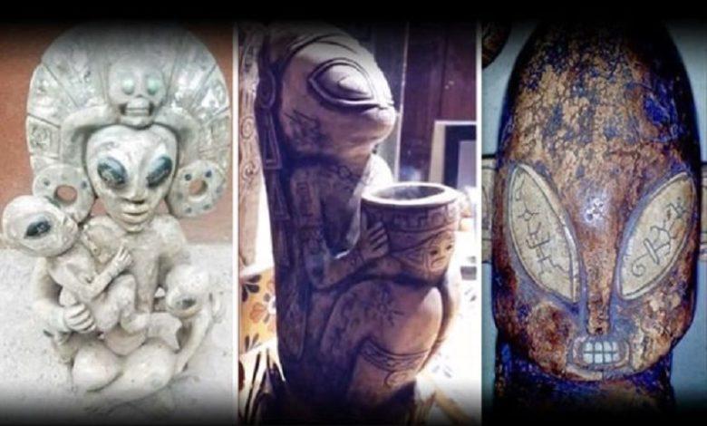 Tesoros de 7.000 años de antigüedad