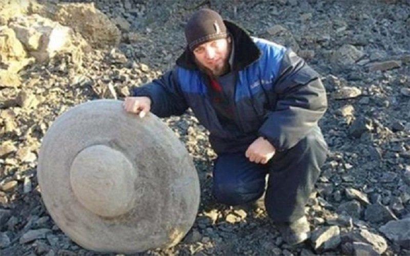 ufo estrellado en rusia