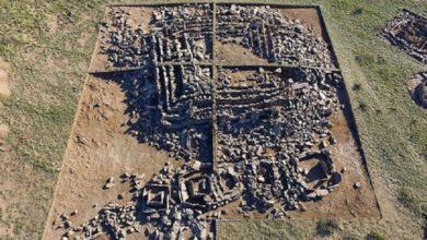 Photo of Arqueólogos descubren una misteriosa pirámide en Kazajstán anterior a la de Giza