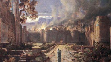 Photo of Arqueólogos encuentran la ciudad bíblica de Sodoma destruida por Dios