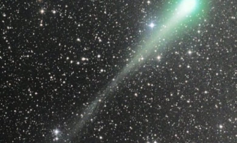 El cometa Hulk o el planeta Nibiru