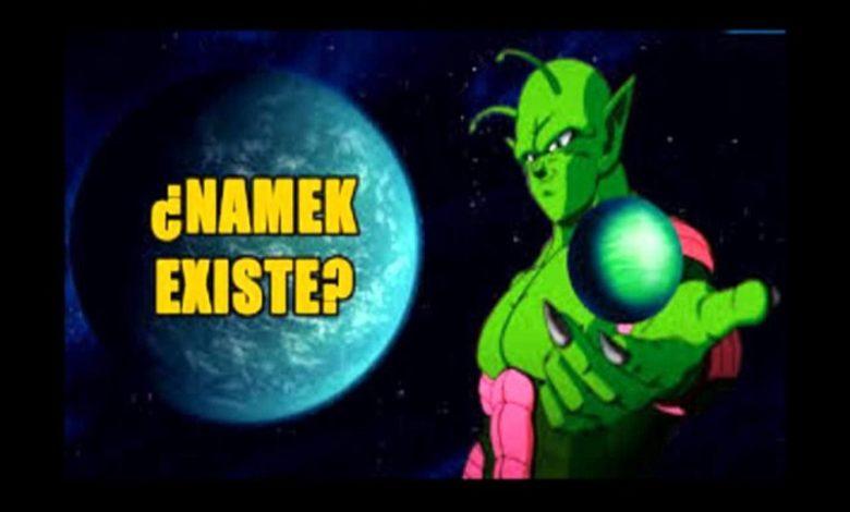 El planeta Nibiru es el planeta Namek de Dragon Ball Z