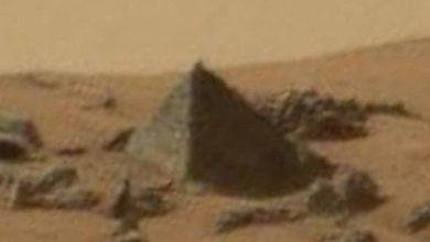 Photo of ¿Encontraron una pirámide en Marte?