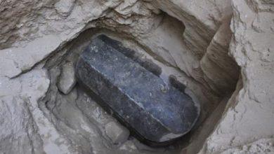 Photo of Enorme sarcófago descubierto en Egipto deja desconcertados a los historiadores